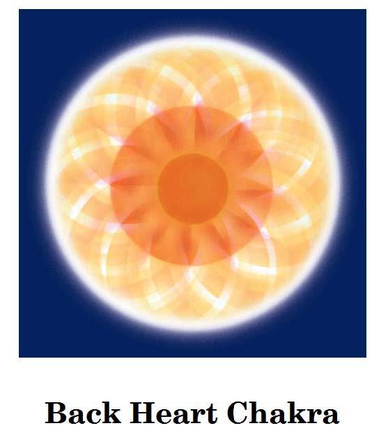 Back Heart Chakra